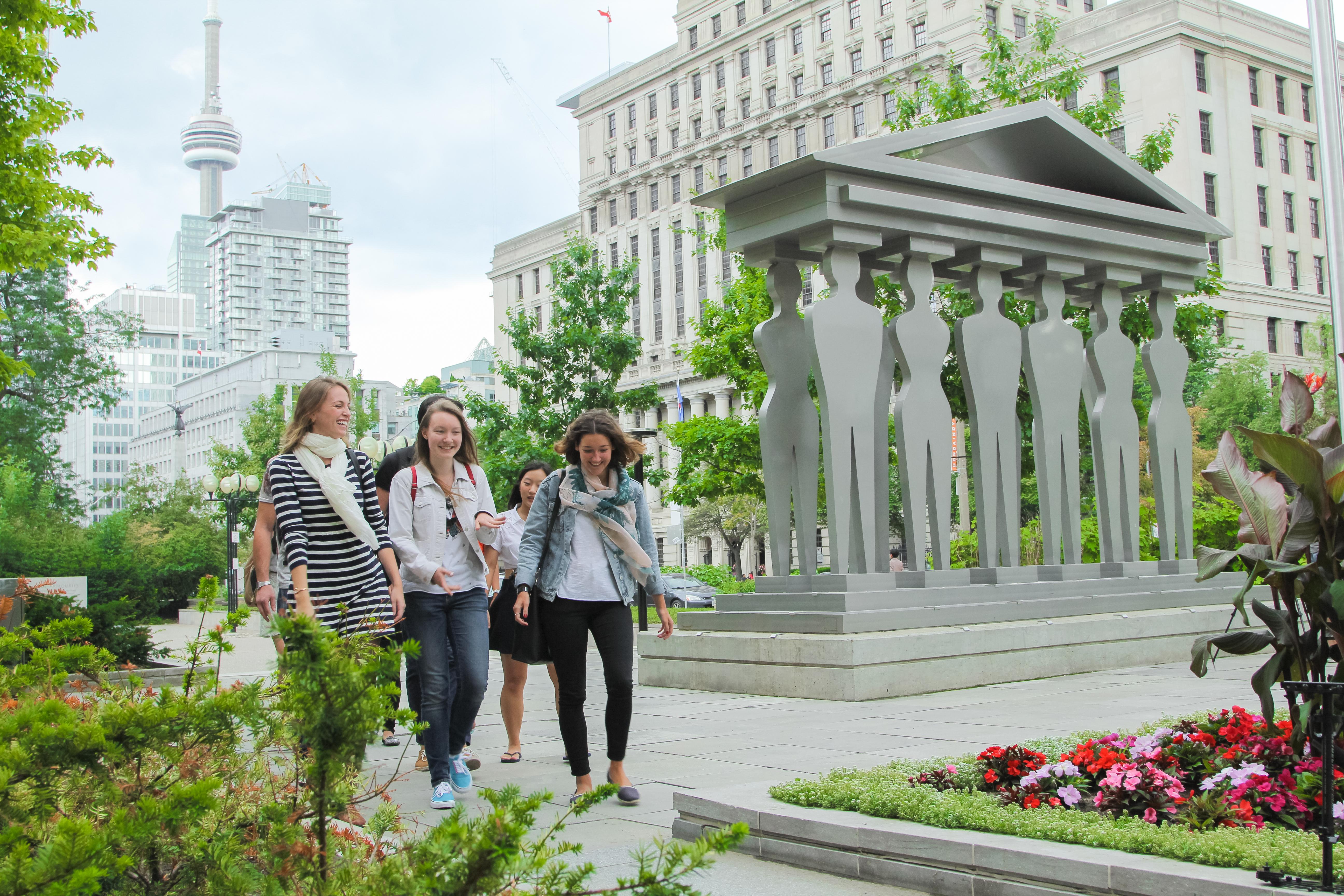 Schülersprachreise Toronto