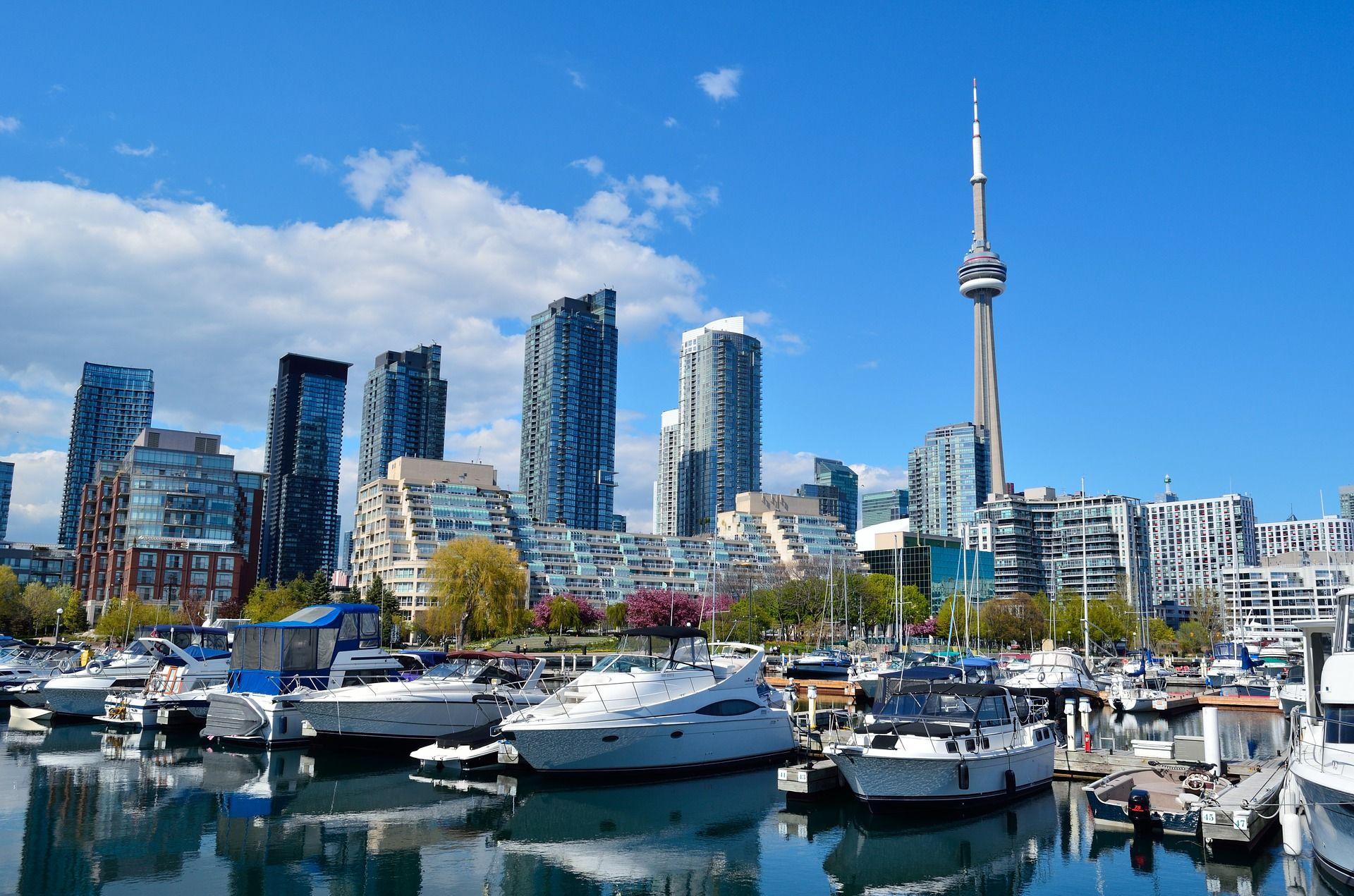 Schülersprachreise nach Toronto