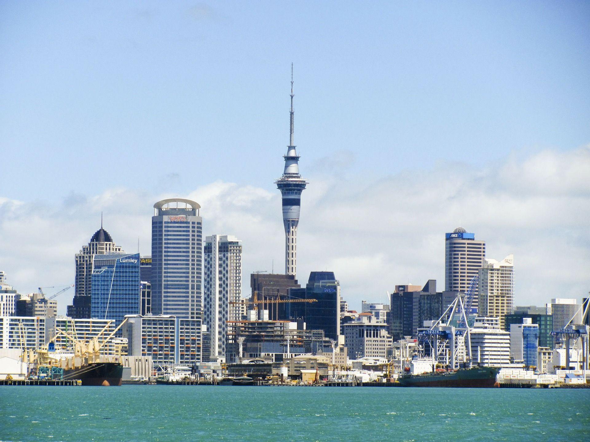 Auckland - Top Reiseziel für eine Sprachreise im Winter