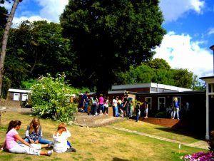 Fußballcamp Schülersprachreise Eastbourne