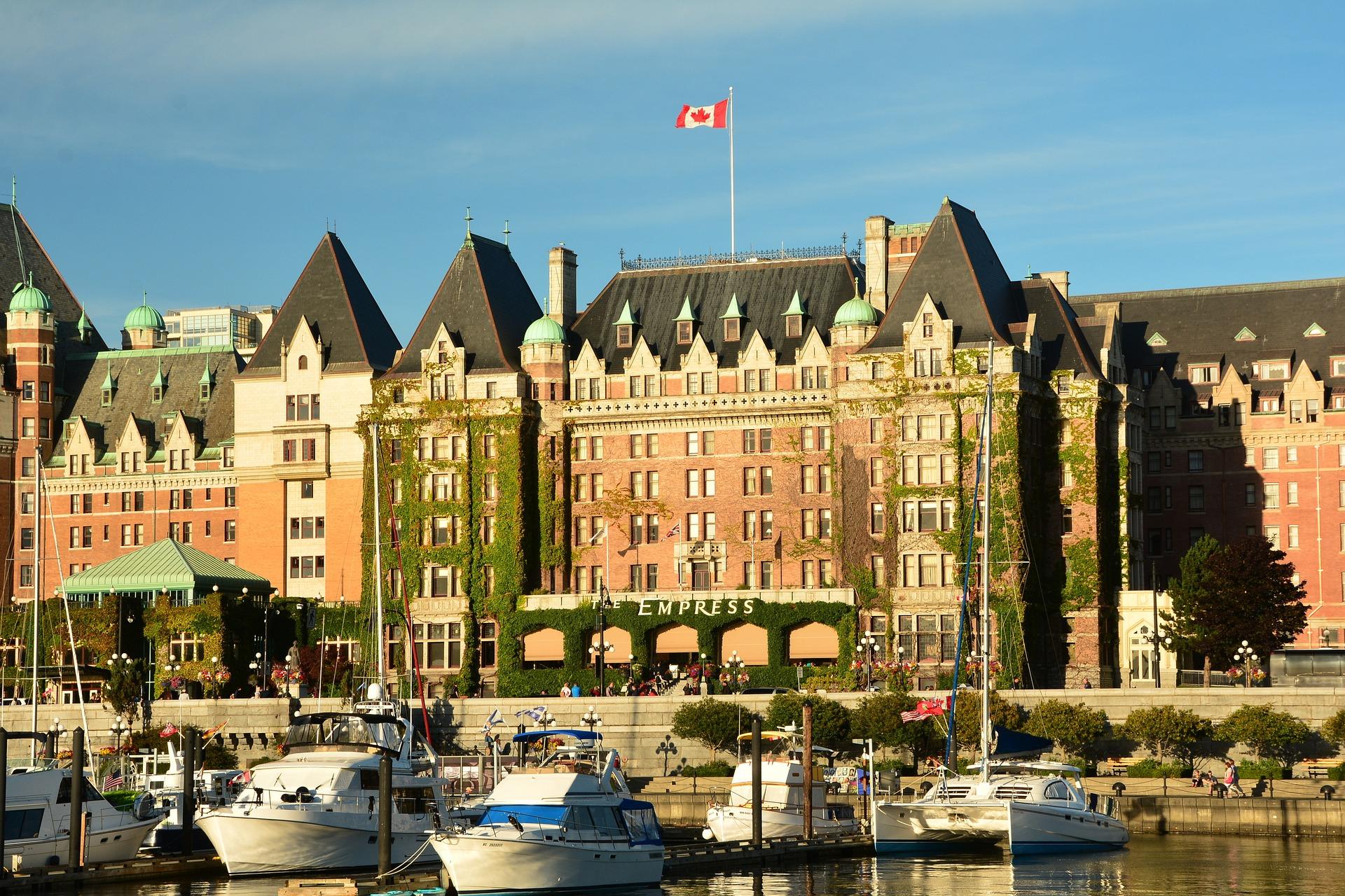 Vancouver Island High School Aufenthalt Kanada Victoria
