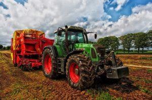 Farmhopping Traktor