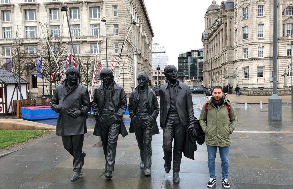 Erfahrungsbericht: Meine Sprachreise nach Liverpool – die Stadt des Fußballs und der Beatles