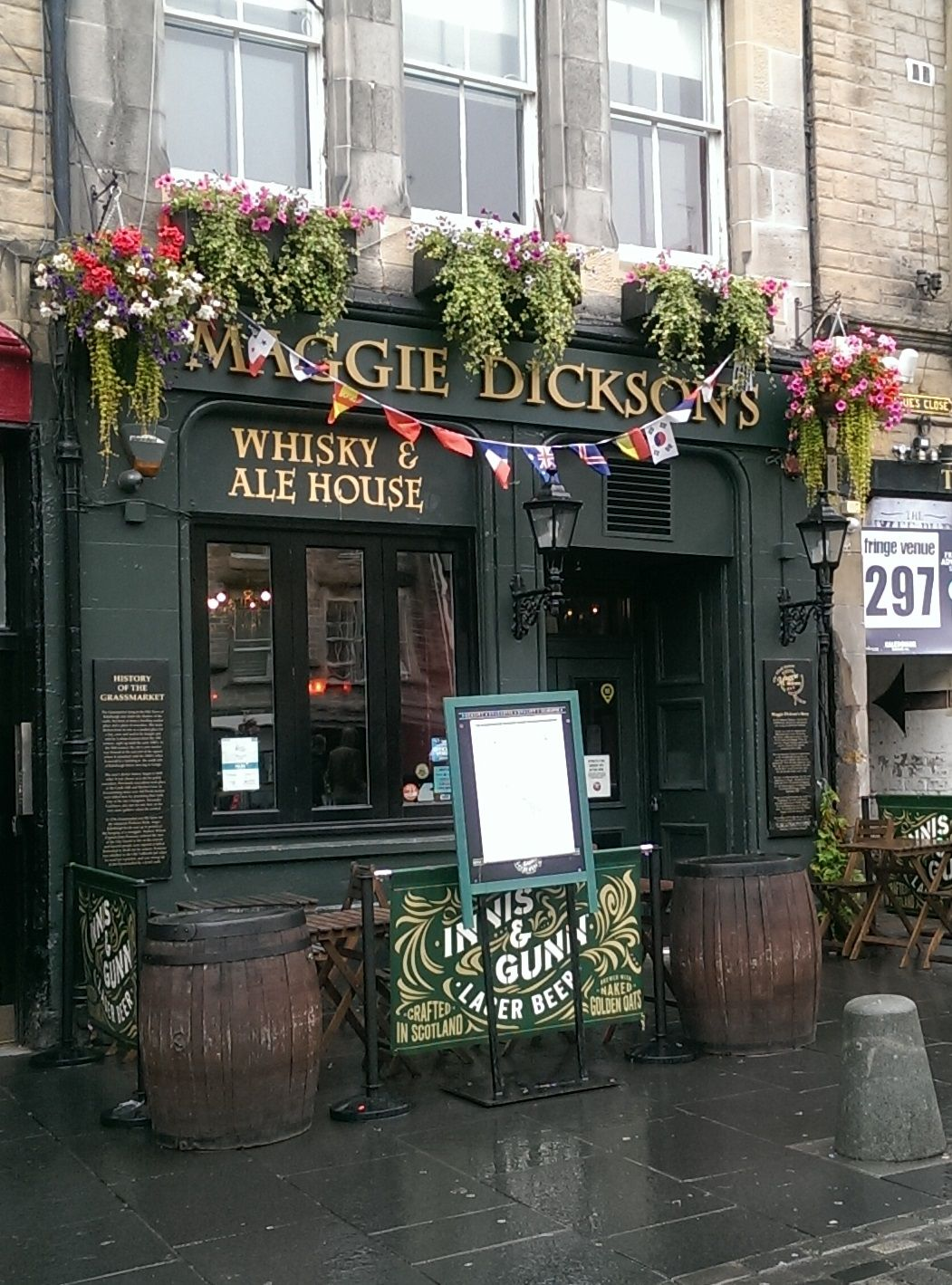 Maggie Dicksons Edinburgh