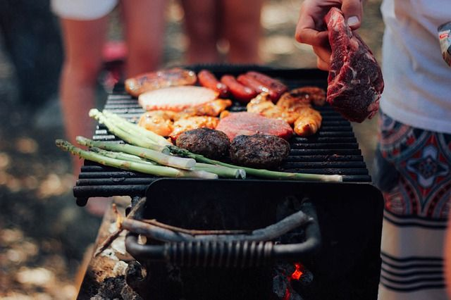Oster Barbecue