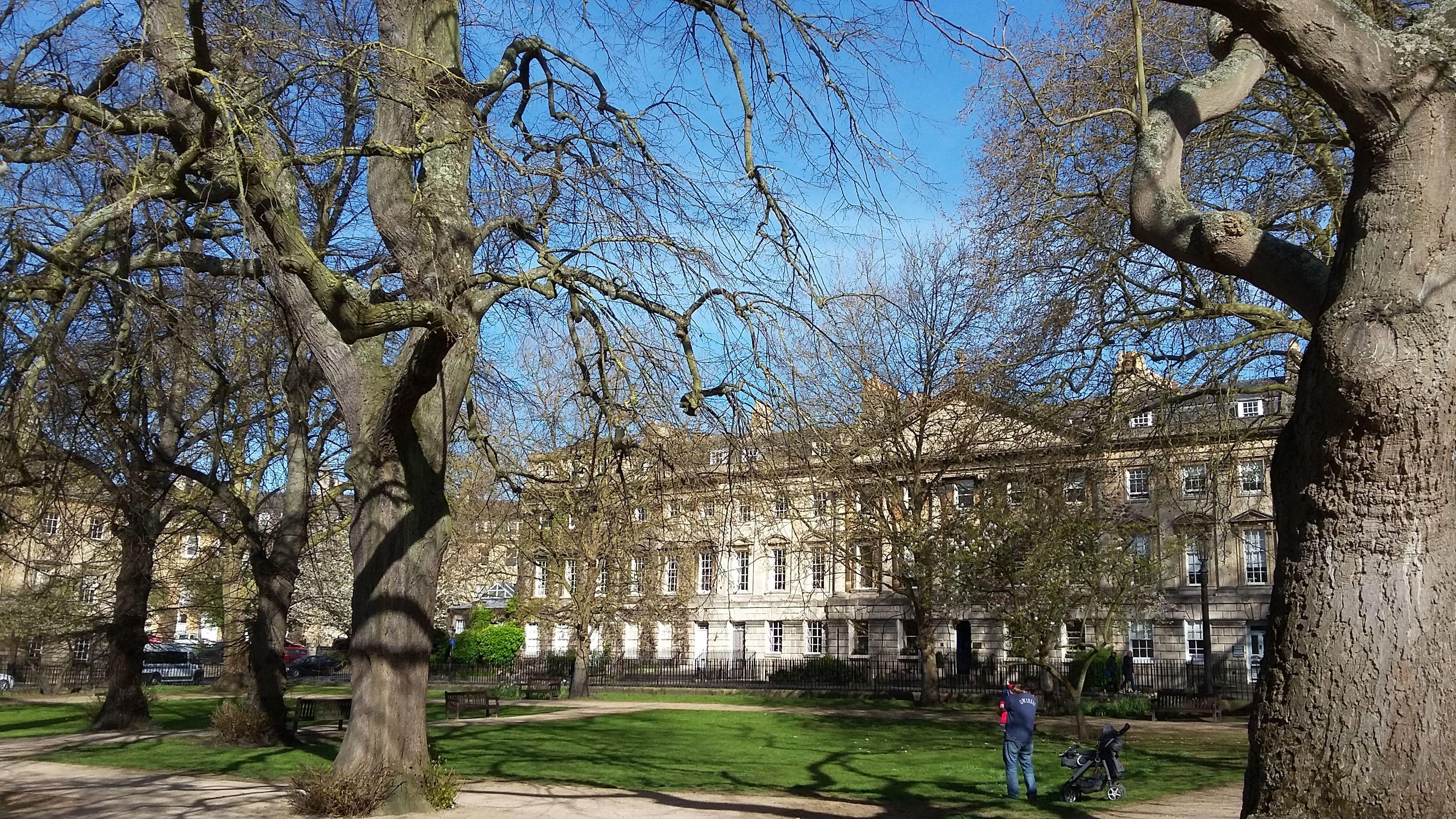 Sprachreise nach England Bath mit Culture XL