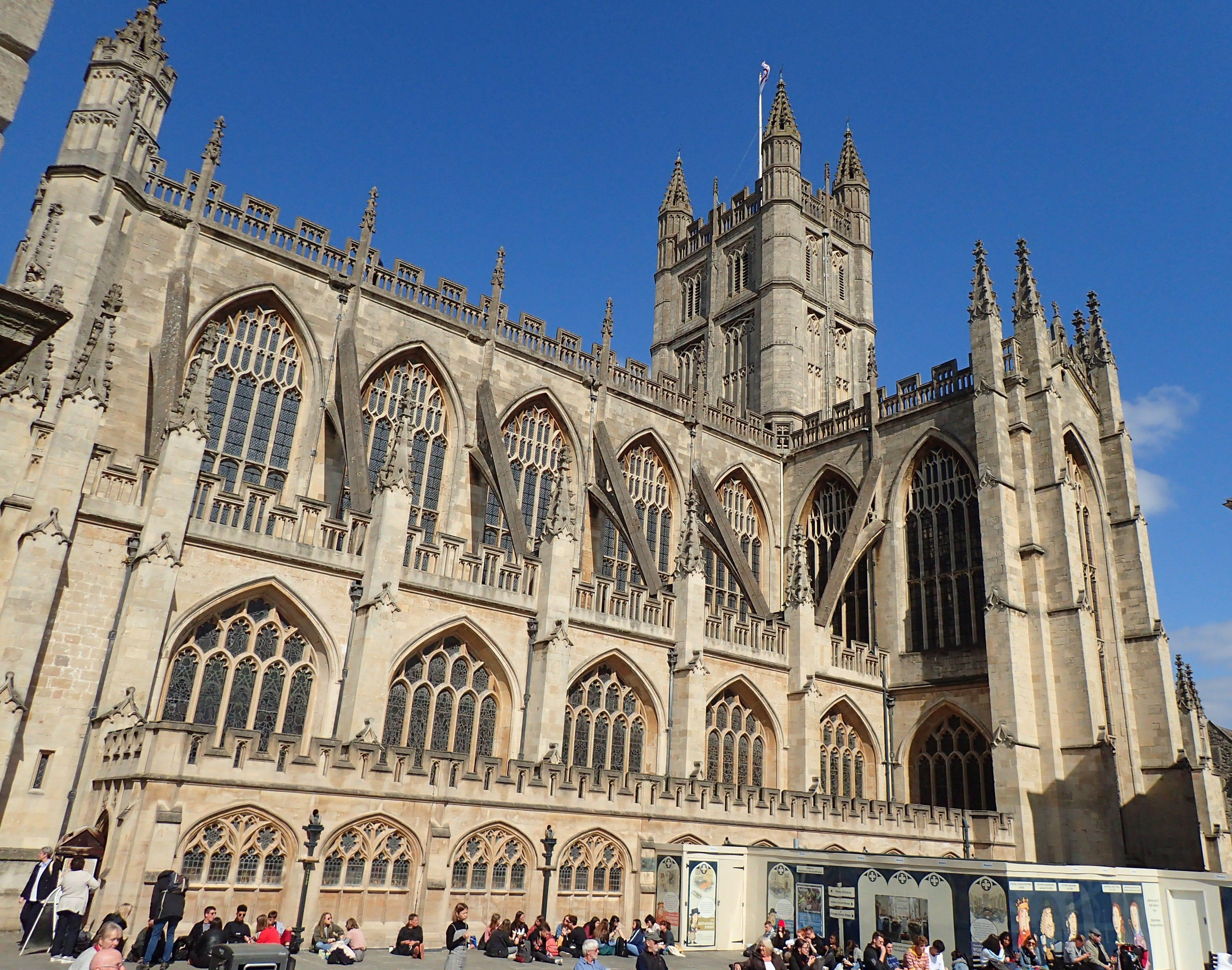 Sprachreise nach England mit Culture XL Bath Abbey