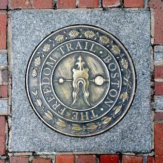 Boston 10 Dinge die du erleben musst Freedom Trail