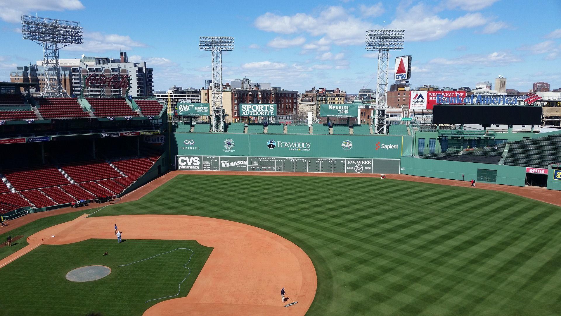 10 Dinge die du in Boston erleben musst Fenway Park