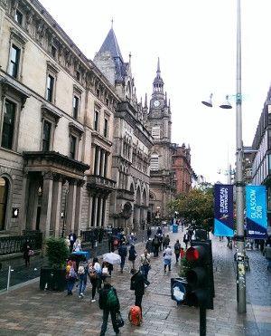 Ausflug von Edinburgh nach Glasgow