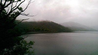 Loch Lomond, Highlands, Schottland Ausflug