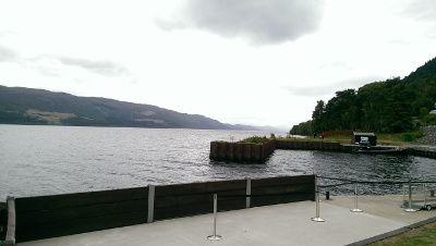 Loch Ness, Ausflug, Nessi