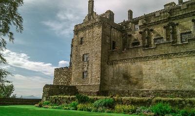 Auslfug von Edinburgh nach Sterling, Sterling Castle