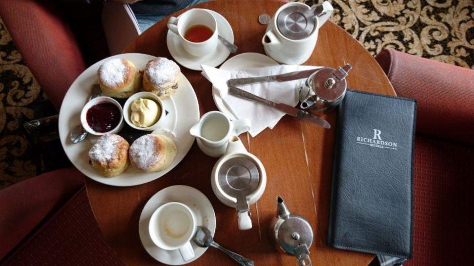Torquay Tea Time, Erfahrungsbericht von Malin, Schülersprachreise Torquay
