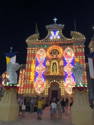 Erfahrungsbericht Praktikum Malta Festival