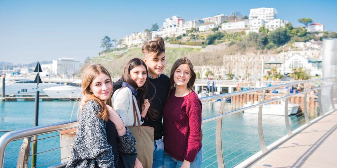 Schülersprachreise Torquay