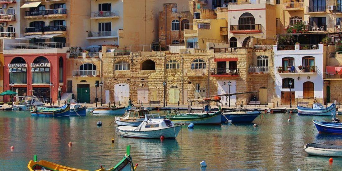 Schülersprachreise Malta St Julian's