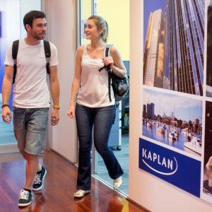 Sprachschule Brisbane Kaplan Flur