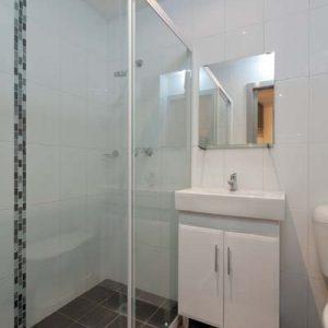 Eigenes Bad, Unterkunft Sydney Praktikum
