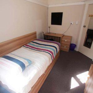 Einzelzimmer Unterkunft Sydney Praktikum