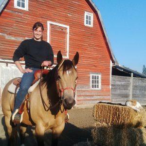 Farmstay Programm Kanada Pferdefarm