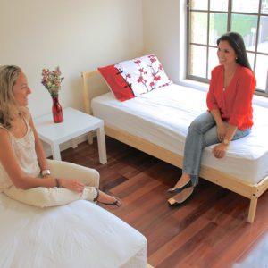 Doppelzimmer Geteilte Studentenwohnung Praktikum Australien