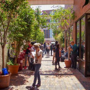 Kaplan International Los Angeles Westwood Schulcampus, USA, Amerika