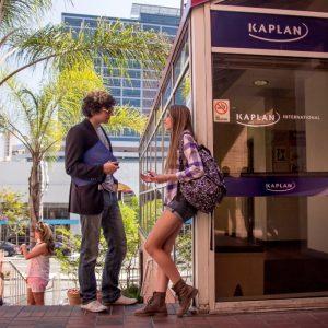 Kaplan International Los Angeles Westwood Schulgebäude