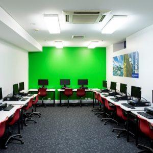 Sprachreisen Australien Sydney City Kaplan Computerraum