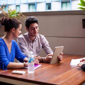 Sprachreisen Australien Sydney City Kaplan Lernen im Freien