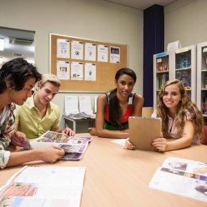Sprachreisen Australien Sydney City Kaplan Study Center