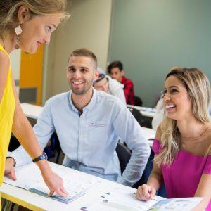 Sprachreisen Australien Sydney City Kaplan Unterricht