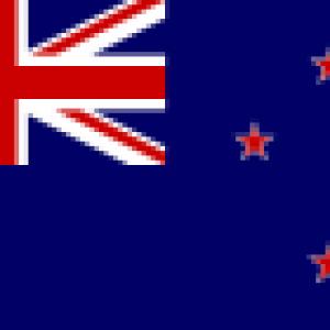 flag NewZealand